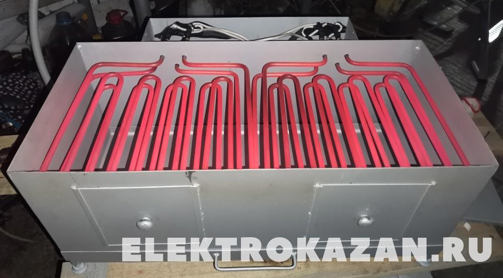 Разные виды электрических мангалов и электрошашлычниц